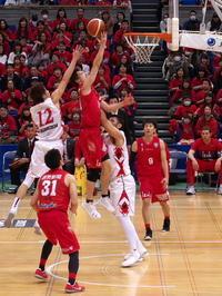 vs 名古屋 #3 - gow!! 富山グラウジーズ