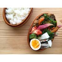 梅シソはんぺんBENTO - Feeling Cuisine.com