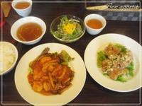 四川料理 御馥(イーフー)でランチ @大阪/梅田 - Bon appetit!