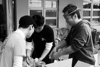 「麺友会ボランティア」でコラボラーメン - ぶん屋の抽斗