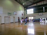 0312中津市三光地区スポーツフェステジバル - 日出ミニバスケットボール