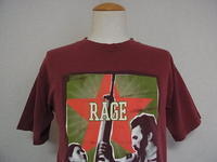 00s Rage Against the Machine レイジ アゲインスト ザ マシーン ロックt 古着 バンド Tシャツ - Used&Select 古着屋 コーナーストーン CORNERSTONE