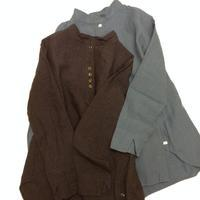 Sa-Rah/前立てシャツ(長袖) - UTOKU Backyard