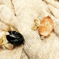 大地とつながるカラーの石 - 篠田恵美 ブログ 宝石に願いを