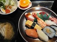 小づち寿司 - 藍。の着物であるこう