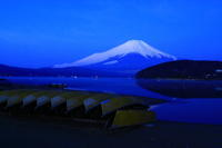 29年3月の富士(14)夜明けの富士 - 富士への散歩道 ~撮影記~