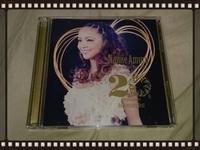 安室奈美恵 / 5 Major Domes Tour 2012 20th Anniversary Best レンタル限定CD - 無駄遣いな日々