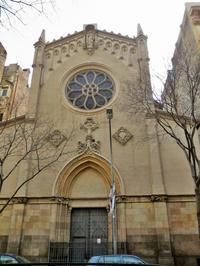 Arco de Triunfo当たり2 - gyuのバルセロナ便り  Letter from Barcelona