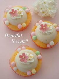 ほんわか甘酒豆乳ゼリー。・* - Heartful Sweets