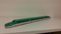 新幹線ロングバームクーヘン 東北新幹線 E5系『はやぶさ』 - 新幹線の写真