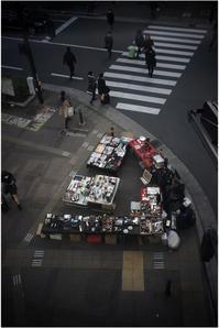 1759 新大阪(エルマー35㎜F3.5なら急ぎ足でもなんとか撮れるようだ) - レンズ千夜一夜