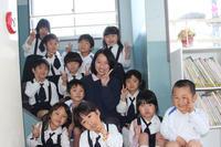 まい先生より(こすもす) - 慶応幼稚園ブログ【未来の子どもたちへ ~Dream Can Do!Reality Can Do!!~】