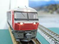 DF200 前照灯電球色化 完工 - 新湘南電鐵 横濱工廠2