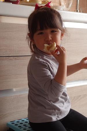 リンゴパンと本読み。 - イトティン日記 -from Italy-