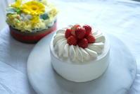 my birthday cake - アルフの粉修行