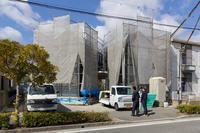 haus-duo 現場状況06 - 兵庫 神戸 須磨の一級建築士事務所hausのblog