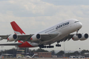 Scene of Sydney #18 - 飛行機写真 ~旅客機に魅せられて~