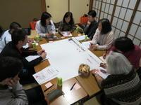 高瀬西地区地域福祉座談会を開催 - 南砺市社協ブログ