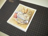 カルチャーセンターの生徒さんの作品紹介 - 仙台市 国見ケ丘 自宅教室 Shadowbox Felice Sendai