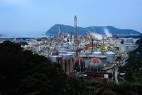 東燃ゼネラル石油(株)和歌山工場 - 人生とは旅なり
