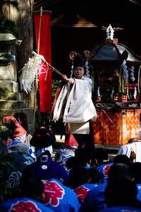 小川寺の獅子舞2 - マル様とお呼び??