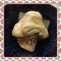 胡麻味噌ダレでいただく聖護院大根のジューシーグリル - kajuの■今日のお料理・簡単レシピ■