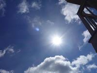 久々の太陽オーブ祭り - なぬ~