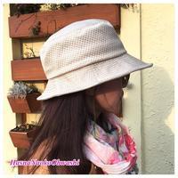 オーダー シルク100%のクロッシェ - オーダーメイド帽子店と帽子教室 ハスナショップクチュリエ&手芸教室とギフト雑貨 Paraiso~パライーゾ楽園 Blog