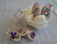 三国が丘公民館レッスン 3月 - グリママの花日記