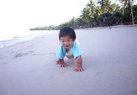 好きなだけ好きに 赤ちゃんと旅するタイ2001年 5 - くーまくーま・旅のはなし