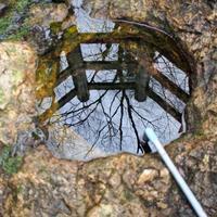 弘法池の水 - ちょんまげブログ