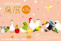 東急ハンズ京都店『インコと鳥の雑貨展』終了しました - 雑貨・ギャラリー関西つうしん