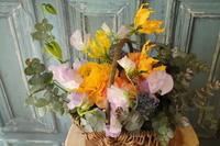ここ最近ご注文頂いたお花たち - 北赤羽花屋ソレイユの日々の花