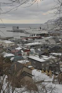"""新日本海フェリーの新しい船、らべんだあ - ときどきの記 小樽の出版社""""ウィルダネス""""のブログ"""