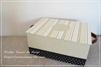 小さな男の子へ コレクションボックス - R S.Sanssouci