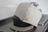 鍋帽子つくりで想うこと ~保温調理~ - YUKKESCRAP
