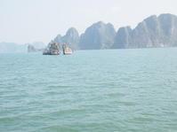 2014.10 ベトナム、ハノイの旅 - ルーシュの花仕事