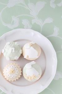【満席】小さなおうちcafe Fika×launaコラボイベントvol.2のお知らせ - パンとアイシングクッキー、マシュマロフォンダントの教室 launa