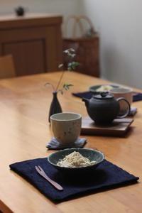 Tea time with Warabi-mochi. - Life w/ Pure & Style