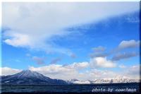 三月の支笏湖 - 北海道photo一撮り旅
