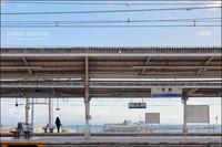 須磨駅から海が見える - 和む由もがな
