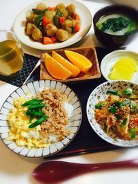 肉団子の甘酢あん☆ - Mi-Rinのおいしいもの日記
