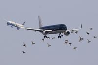 one shot two planes - Granpa ToshiのEOS的写真生活