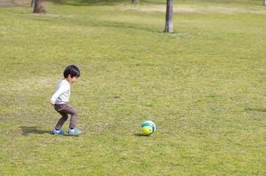 走って蹴って飛んで食べて - 息子と写真がすき。