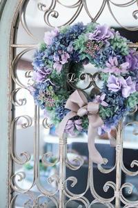 2017母の日のone dayレッスンのお知らせ - Le vase*  diary 横浜元町の花教室