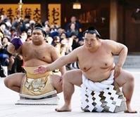 荒れる春場所というけれど_大相撲大阪場所 - Would-be ちょい不良親父の世迷言