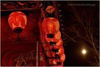 屋台提灯 - muku3のフォトスケッチ