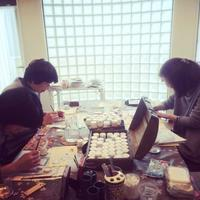 cooking cafe × spaintile art Nina  コラボレーション企画レッスン 開催♪ - スペインタイル Nina spaintile art