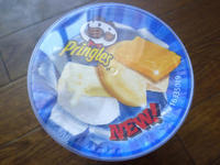 【日本ケロッグ】プリングルス クアトロチーズ - 池袋うまうま日記。