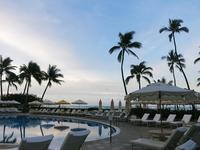 2016年6月26日 プールサイドからおはようございます - ハワイでも のんびりいこうやぁ